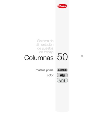 Unex - Columna 50 u24x