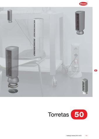 Unex - Torreta 50 en U24X color gris
