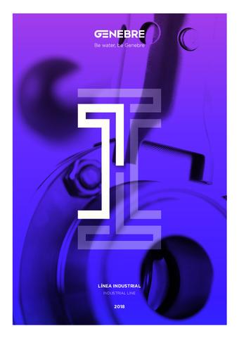 Genebre  - Tarifa 2018 Industrial